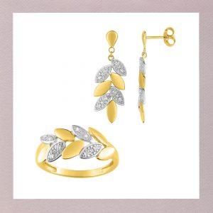 Bijoux Or 375 millièmes