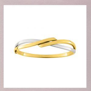Bracelets or 375/00